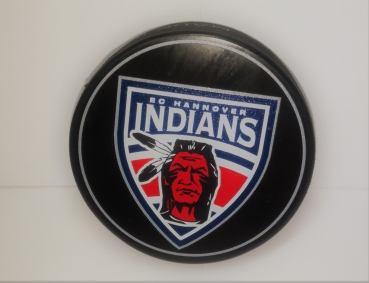 "Puck ""Wappen-Logo"" Hannover Indians"